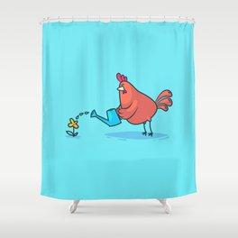 Aquarius (Zodiac set) Shower Curtain
