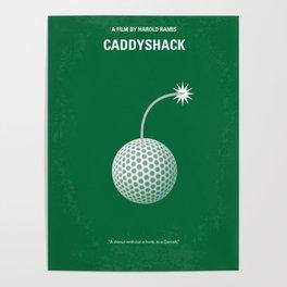 No013 My Caddyshack MMP Poster