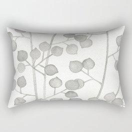 Plant Pattern #3 Rectangular Pillow