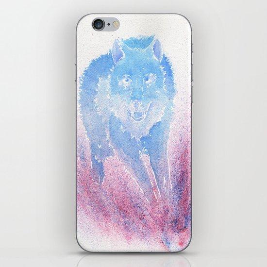 Wild Run iPhone & iPod Skin