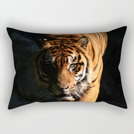 Tiger - Spy in the jungle Rectangular Pillow
