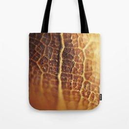 Macrotopia vegetal Tote Bag