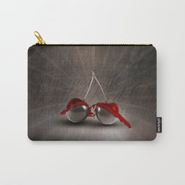 Cherry Splash Carry-All Pouch