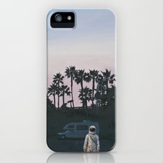 RV Dusk iPhone SE Slim Case