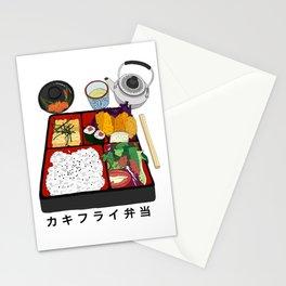 Japanese Bento Box Stationery Cards
