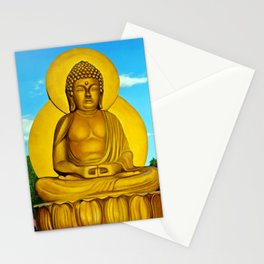 In Arte, Buddha Stationery Cards