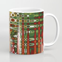 Abstract Art Work Geometic Coffee Mug