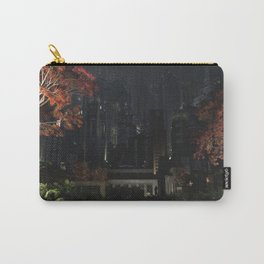 Gotham Garden (Autumn) Carry-All Pouch