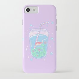 Koi Fish Can iPhone Case