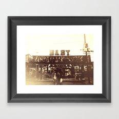 Feriantes Framed Art Print