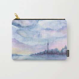 Once Upon Toronto - Skyline Carry-All Pouch