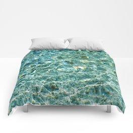 Silver Glen Springs, No. 3 Comforters