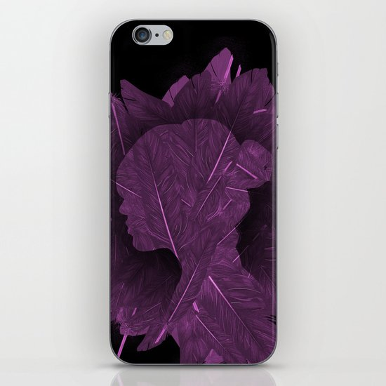 Ornithology-D iPhone & iPod Skin