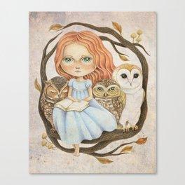 Autumn Tales Canvas Print