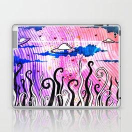 Abstract UFOs Laptop & iPad Skin