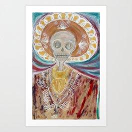 El Charro Benny Art Print