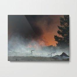 Devastation Metal Print