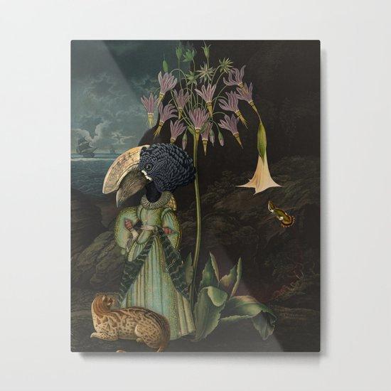 femina 1 Metal Print