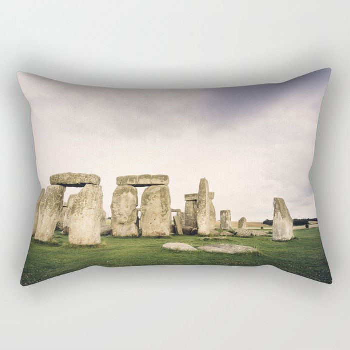 Stonehenge Rectangular Pillow