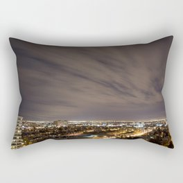 City Nights. Rectangular Pillow