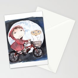 Ride in the Sky Stationery Cards