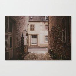 Pastels Canvas Print