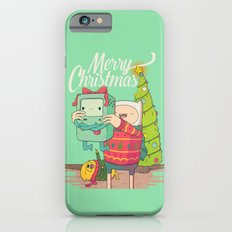 Adventure Christmas Time iPhone 6 Slim Case
