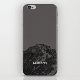 Nature / Winter Mountains iPhone Skin