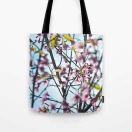 Eternal Spring Tote Bag