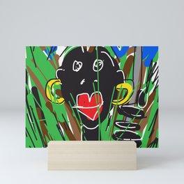 Zulu Mini Art Print