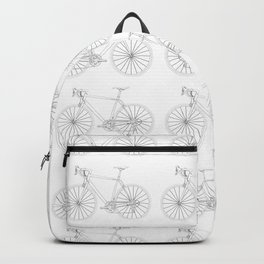 Gena (pattern) Backpack