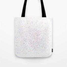 color space Tote Bag