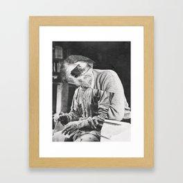 6.0 Framed Art Print
