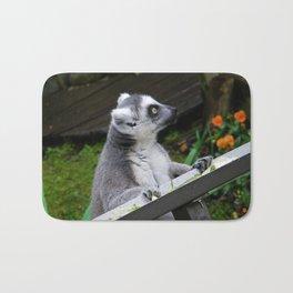 Ring Tailed Lemur Bath Mat