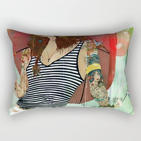 HOTEL PARADISO Rectangular Pillow