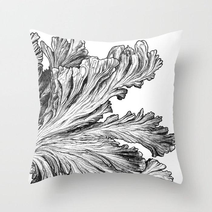 Charybdis Throw Pillow