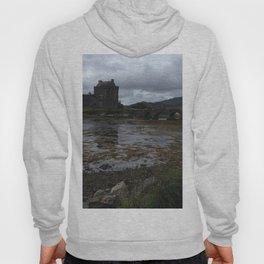 Eilean Donan Castle in Scotland Hoody