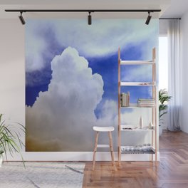 cloudburst Wall Mural