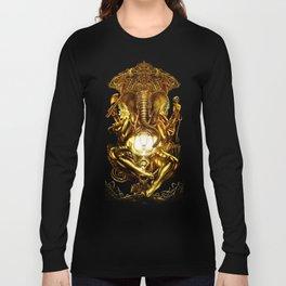 Ganesha Long Sleeve T-shirt