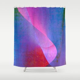 Insights Shower Curtain