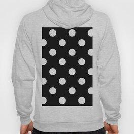 Polkadot (White & Black Pattern) Hoody