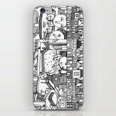 Night Time iPhone & iPod Skin