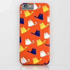 Ghostly Cats iPhone 6s Slim Case