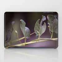 eat iPad Cases featuring Eat by CrookedHeart