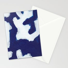Kline Abstract Stationery Cards