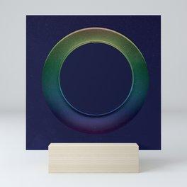 Space Ring Mini Art Print