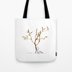 Grape tree Tote Bag