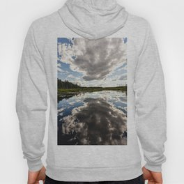 clouds reflecting Hoody