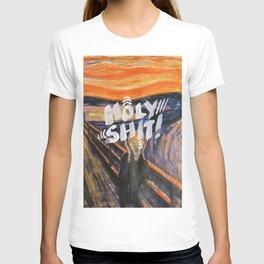 holy shit - 31daysofcursing T-shirt