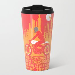 city's backsides Travel Mug